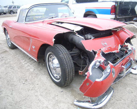 Used Tractors For Sale >> 1960 Corvette For Sale $15,900 - Project Cars For Sale ...