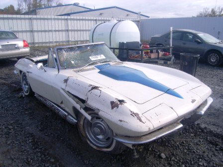 Cheap Corvettes For Sale >> 1969 Corvette 427 Convertible - For Sale - $4,900